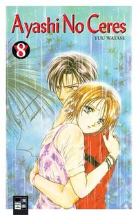 Ayashi no Ceres 8 - Klickt hier für die große Abbildung zur Rezension