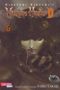 Vampire Hunter D 6 - Klickt hier für die große Abbildung zur Rezension