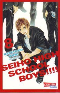 Seiho High School Boys 8 - Klickt hier für die große Abbildung zur Rezension