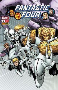 FF - Fantastic Four 4 - Klickt hier für die große Abbildung zur Rezension