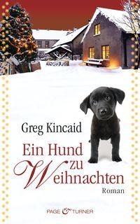 Ein Hund zu Weihnachten - Klickt hier für die große Abbildung zur Rezension