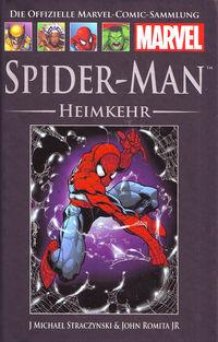 Die offizielle Marvel-Comic-Sammlung 21: Spider-Man - Heimkehr - Klickt hier für die große Abbildung zur Rezension