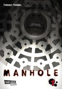 Manhole 1 - Klickt hier für die große Abbildung zur Rezension