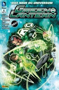 Green Lantern 6 - Klickt hier für die große Abbildung zur Rezension