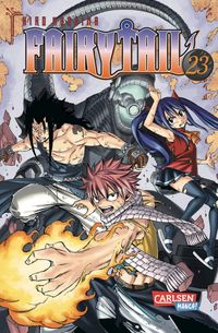 Fairy Tail 23 - Klickt hier für die große Abbildung zur Rezension