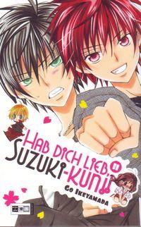 Hab dich lieb, Suzuki-kun!! 11 - Klickt hier für die große Abbildung zur Rezension