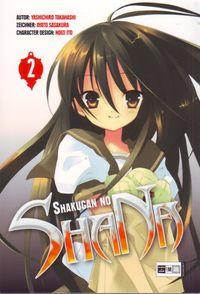 Shakugan no ShaNa 2 - Klickt hier für die große Abbildung zur Rezension