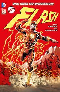 Flash 2: Die Speed Force - Klickt hier für die große Abbildung zur Rezension