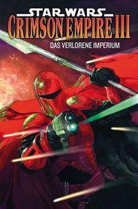 Star Wars Sonderband 70: Crimson Empire III - Klickt hier für die große Abbildung zur Rezension