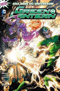 Green Lantern Sonderband 32: Sieben Ringe der Macht 2 - Klickt hier für die große Abbildung zur Rezension
