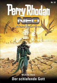 Perry Rhodan Neo 32: Der schlafende Gott - Klickt hier für die große Abbildung zur Rezension