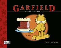 Garfield - Gesamtausgabe 17 - 2010 bis 2012 - Klickt hier für die große Abbildung zur Rezension