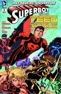 Superboy 2: Die Auslese - Klickt hier für die große Abbildung zur Rezension