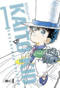 Kaito Kid Treasured Edition 1 - Klickt hier für die große Abbildung zur Rezension