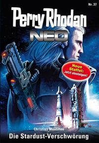 Perry Rhodan Neo 37: Die Stardust-Verschwörung - Klickt hier für die große Abbildung zur Rezension