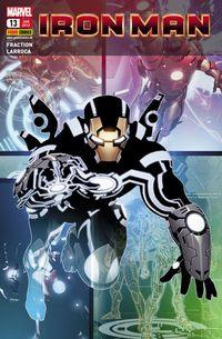 Iron Man 13: Der lange Absturz - Klickt hier für die große Abbildung zur Rezension