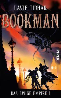 Bookman - Das Ewige Empire I - Klickt hier für die große Abbildung zur Rezension
