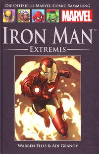 Die offizielle Marvel-Comic-Sammlung 43: Iron Man - Extremis - Klickt hier für die große Abbildung zur Rezension
