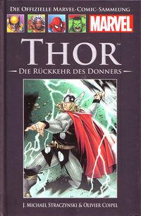 Die offizielle Marvel-Comic-Sammlung 52: Thor - Die Rückkehr des Donners - Klickt hier für die große Abbildung zur Rezension