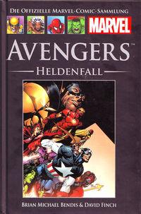 Die offizielle Marvel-Comic-Sammlung 34: Avengers - Heldenfall - Klickt hier für die große Abbildung zur Rezension