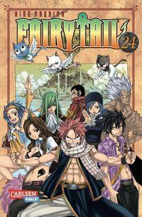 Fairy Tail 24 - Klickt hier für die große Abbildung zur Rezension