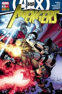 Avengers 22 - Klickt hier für die große Abbildung zur Rezension