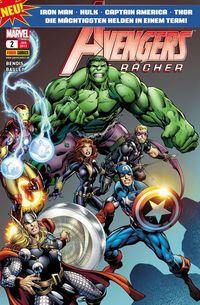 Avengers - Die Rächer 2 - Klickt hier für die große Abbildung zur Rezension