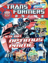 Transformers Prime 3 - Klickt hier für die große Abbildung zur Rezension