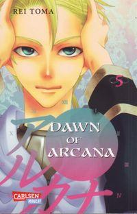 Dawn of Arcana 5 - Klickt hier für die große Abbildung zur Rezension