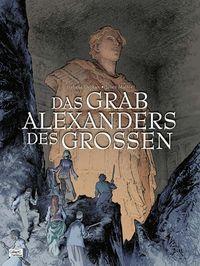 Das Grab Alexanders des Großen - Klickt hier für die große Abbildung zur Rezension
