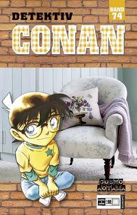 Detektiv Conan 74 - Klickt hier für die große Abbildung zur Rezension