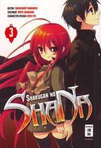 Shakugan no ShaNa 3 - Klickt hier für die große Abbildung zur Rezension