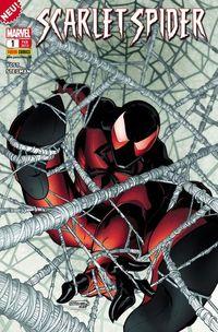 Scarlet Spider 1: Das Leben nach dem Tode - Klickt hier für die große Abbildung zur Rezension