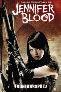 Jennifer Blood 2: Frühjahrsputz - Klickt hier für die große Abbildung zur Rezension