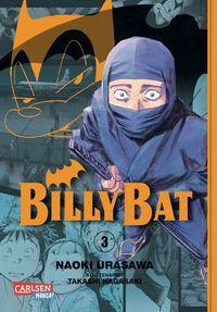Billy Bat 3 - Klickt hier für die große Abbildung zur Rezension
