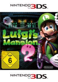 Luigi's Mansion 2 - Klickt hier für die große Abbildung zur Rezension