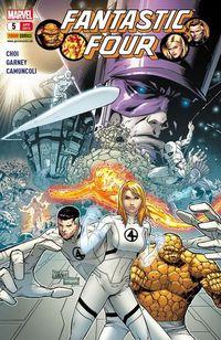 FF - Fantastic Four 5 - Klickt hier für die große Abbildung zur Rezension