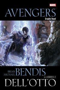Marvel Graphic Novel Avengers - Klickt hier für die große Abbildung zur Rezension