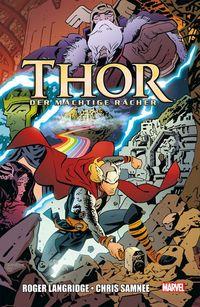 Thor: Der mächtige Rächer - Klickt hier für die große Abbildung zur Rezension