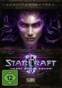 Starcraft II: Heart of the Swarm - Klickt hier für die große Abbildung zur Rezension