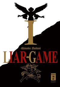Liar Game 1 - Klickt hier für die große Abbildung zur Rezension