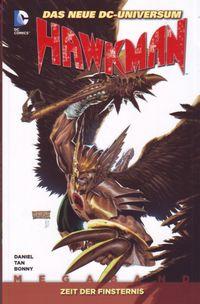 Hawkman-Megaband 1: Zeit der Finsternis - Klickt hier für die große Abbildung zur Rezension
