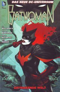 Batwoman 2: Ertrinkende Welt - Klickt hier für die große Abbildung zur Rezension