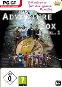 Adventure Box Vol.1 - Klickt hier für die große Abbildung zur Rezension