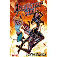 Danger Girl: Revolver - Klickt hier für die große Abbildung zur Rezension