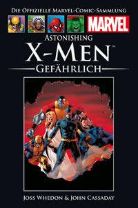 Die offizielle Marvel-Comic-Sammlung 39: X-Men - Gefährlich - Klickt hier für die große Abbildung zur Rezension