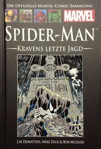 Die offizielle Marvel-Comic-Sammlung 10: Spider-Man - Kravens letzte Jagd - Klickt hier für die große Abbildung zur Rezension