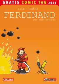 Gratis Comic Tag 2013: Ferdinand - Klickt hier für die große Abbildung zur Rezension