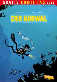 Gratis Comic Tag 2013: Der Narwal - Klickt hier für die große Abbildung zur Rezension
