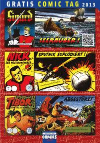 Gratis Comic Tag 2013: Piccolo Großband - Klickt hier für die große Abbildung zur Rezension